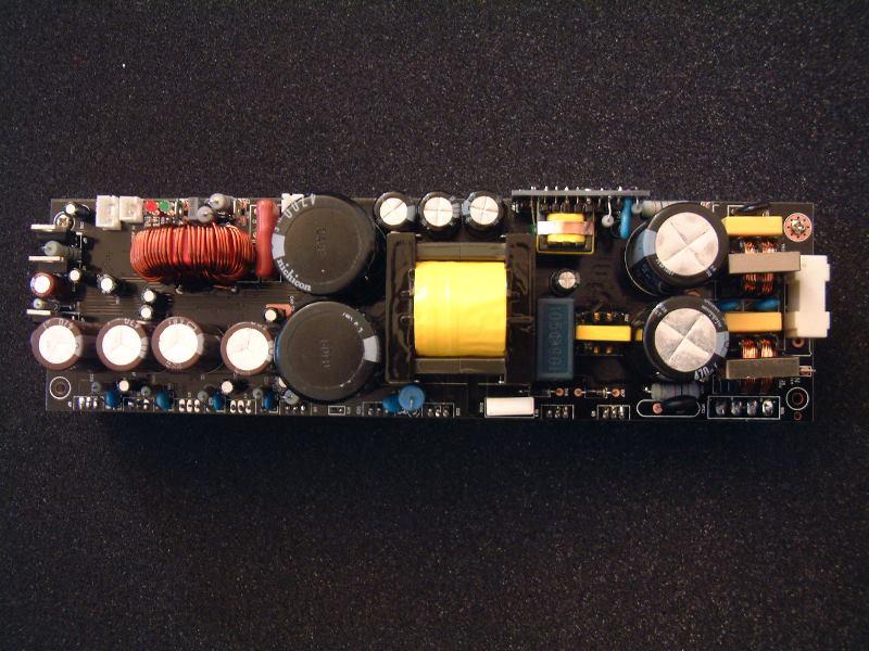 SA500A  500W专业水声功放