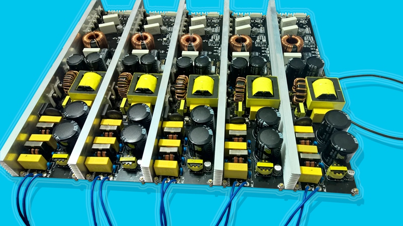 Power meter measurement amplifier