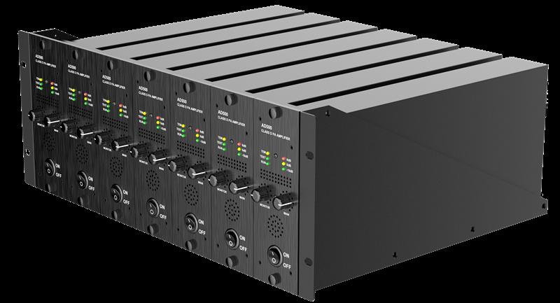 PA7300 7通道300W 100V定压数字放大器阵列