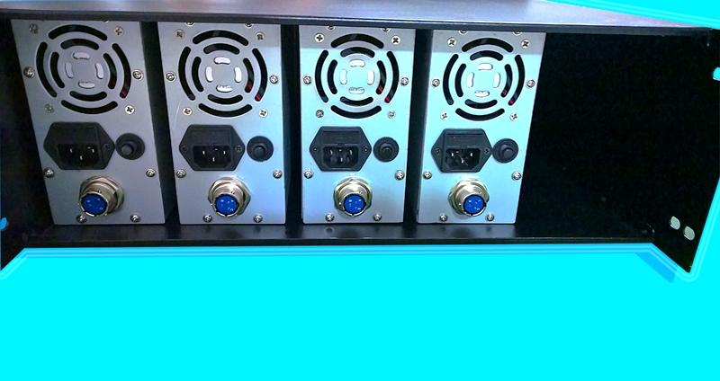 SA60500D  500W fixed frequency sonar amplifier array