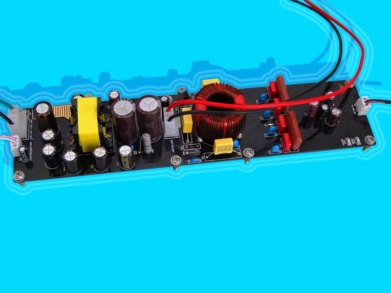 SA200D  48V供电200W水声功放