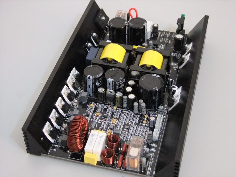 PAC-XXX电力电容器测试放大器