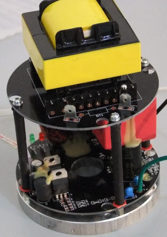 STR-H-XXX  高频换能器匹配变压器